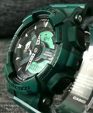 CASIO G SHOCK GA-110CM-3AER CAMOUFLAGE EDITION X LARGE ANALOGUE & DIGITAL NEW