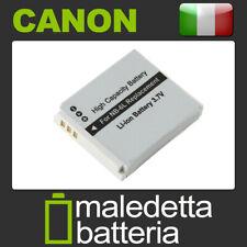 Batteria Alta Qualitö per Canon PowerShot SX500 IS