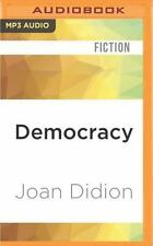 Democracy by Paul Cartledge, Bernard Crick and Joan Didion (2016, MP3 CD,...