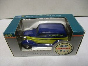 Spec Cast 1937 Chevrolet Bank Goodyear