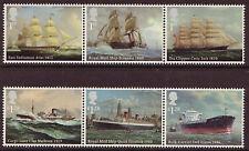 GREAT BRITAIN 2013 MERCHANT NAVY SHIPS EX PRESTIGE BOOKLET PANES UNMOUNTED MINT
