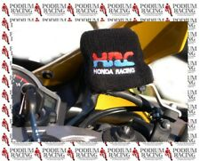HONDA RACING HRC CBR-RR 600 900 1000 BRAKE RESERVOIR COVER BLACK