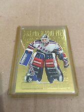 1994-95 Ultra Premier Pad Men #5 Mike Richter