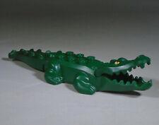 ☀️NEW Lego Animal Dark Gray Crocodile CROC Alligator Swamp
