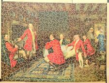 Vintage 650 piece Old Wooden Jigsaw Puzzle.