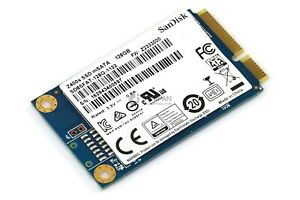 SD8SFAT-128G-1122 SANDISK Z400S 128GB 520MB/S READ 180MB/S WRITE MSATA SSD