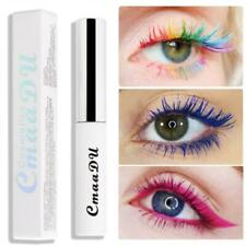 1PC Colorful Waterproof Mascara Fast Dry Long Lasting Curling Eyelashes New!!