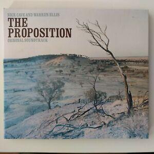 CD - The Proposition von Nick Cave & Warren Ellis / Neuwertig