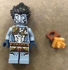 Lego 71755 Ninjago Prince Benthomaar minifigure with weapon Seabound