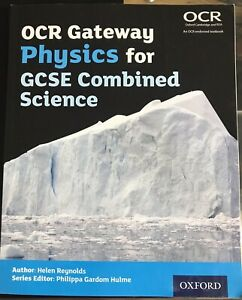 OCR COMBINED SCIENCE PHYSICS