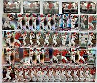 NOLAN GORMAN Rookie Bowman 1st Mega Box Refractor RC Scouts Top 100 Card LOT