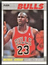 1987-88 Fleer #59 Michael Jordan BULLS. Beautiful Card.