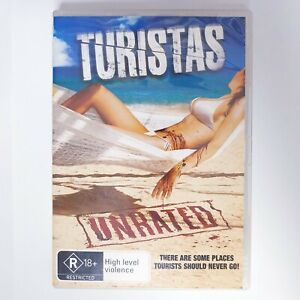Turistas Unrated Movie DVD Region 4 AUS Free Postage - Horror Slasher