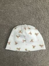 RALPH LAUREN BABY GIRL BEANIE HAT