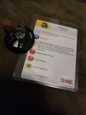 Yu-Gi-Oh! HeroClix: Series 1 #045 Kuriboh Super Rare Figure w/ Card