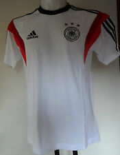 GERMANY 2014 TRAINING TEE BY ADIDAS ADULTS SIZE ADULT LARGE BRAND NEW WITH TAGS