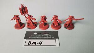 Adepta Sororitas Battle Sister Squad DM-4
