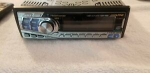 Alpine CDA-7995 CD Player In Dash Receiver