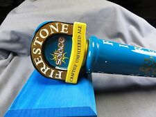 Beer Pull, Tap, Handle, Authentic Firestone, 'Solace' Unfiltered Ale, Pub Style