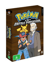 Pokemon Season 11: Diamond & Pearl Battle Dimension DVD $28.99