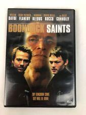 Boondock Saints, The (DVD) Willem Dafoe Norman Redus Billy Connolly  -  FSTSHP