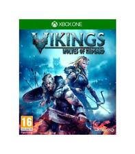 Microsoft Xbox One PAL version Vikings Wolves of Midgard