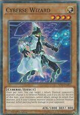 Yu-Gi-Oh: CYBERSE WIZARD - SP18-EN003 - Starfoil Rare Card - 1st Edition