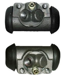 2 Drum Brake Wheel Cylinders Rear L & R for Vintage DODGE FORD GMC INTERNATIONAL