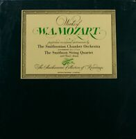 6 LP Box Set : Works of W.A. Mozart ~The Smithsonian Chamber Orchestra Sealed