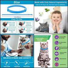 Lupus 3 Pack Calming Collar for Cats, Cat Calming Collars, Natural Cat Calming