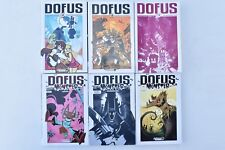 Lot 6 livres Mangas Dofus Tomes 4 6 9 + Dofus Monster 1 3 4 Version Française VF