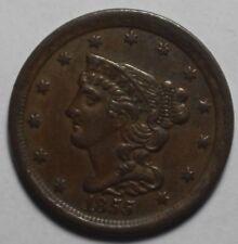 1855 Half Cent WZ108