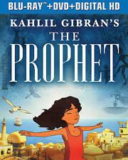 NEW - Kahlil Gibran's The Prophet [Blu-ray]