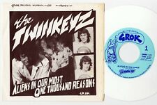 "THE TWINKEYZ Aliens in our Midst  // ORIGINAL 1978 US 7"" EX/Mint-!"