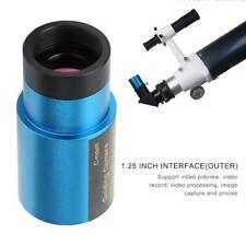 6.3 Megapixel Astronomical Camera Astrophotography USB3.0 HD 1.25 in Interface
