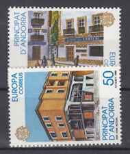 Briefmarken Europa Andorra (sp.. Post) CEPT ** 1990 Michel 214-215 Versand 0 EUR