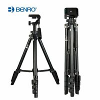Benro T560 1.9m  Travel Portable Tripod for Nikon D3300 D3400 D5500 D5300 D7200
