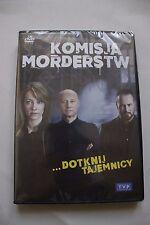 Komisja Morderstw - Sezon 1 Polski Serial POLISH RELEASE