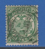 TRANSVAAL 135 NO FAULTS VERY FINE NICE DATED 1892 CANCEL !
