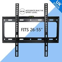 LED LCD Plasma TV wall mount bracket for 26 27  30 32 37 40 42 55 UK