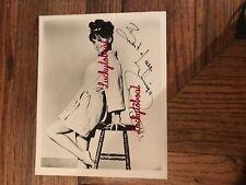 Dawn Wells Actress Gilligan's Island Original Autographed Photograph