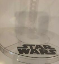 plastic star wars stand for 12 inch action figures