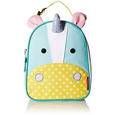 Skiphop Zoo Lunchies Insulated Lunch Bag Unicorn Hop Kids Little Toddler Bags Fo