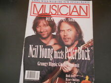 Peter Buck, Neil Young, Henry Rollins - Musician Magazine 1993