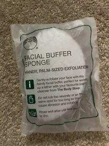 The Body Shop Facial Buffer Sponge