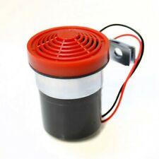 Voltios 12 V Negro Interruptor de Marcha Atrás Advertencia Zumbador de baja presión 90DB 0-562-12