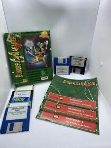 """Bundesliga Manager Hattrick (3,5""""-Disketten-Version) (Big Box) (PC-Spiel) -OVP-"""