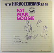 """12"""" LP-Peter Herbolzheimer RC & B-Fat Man Boogie-c875-Slavati & cleaned"""
