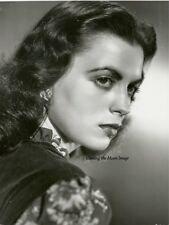 RARE Faith Domergue Sultry Original Photo 1950 Film Noir Press Still Moody Heat