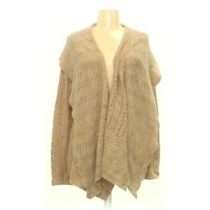 Calypso St. Barth Women's Cardigan size S,  gold,  cashmere,  good condition